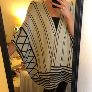Large Open Sweater